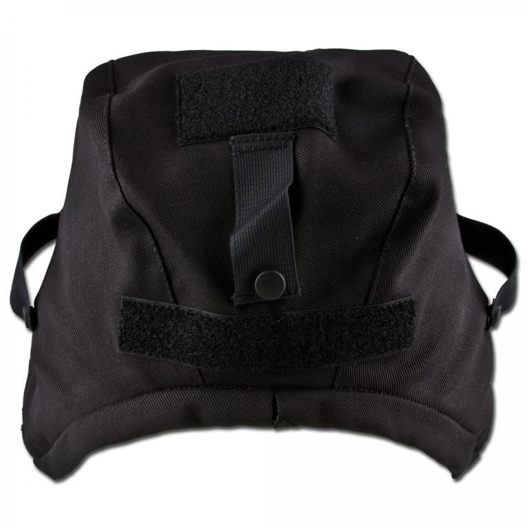 ProTec Чехол на шлем Protec удлиненного покроя, цвет черный
