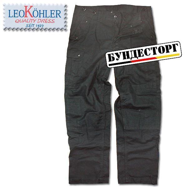 Leo Khler Брюки полевые Коммандо M-65, цвет черный