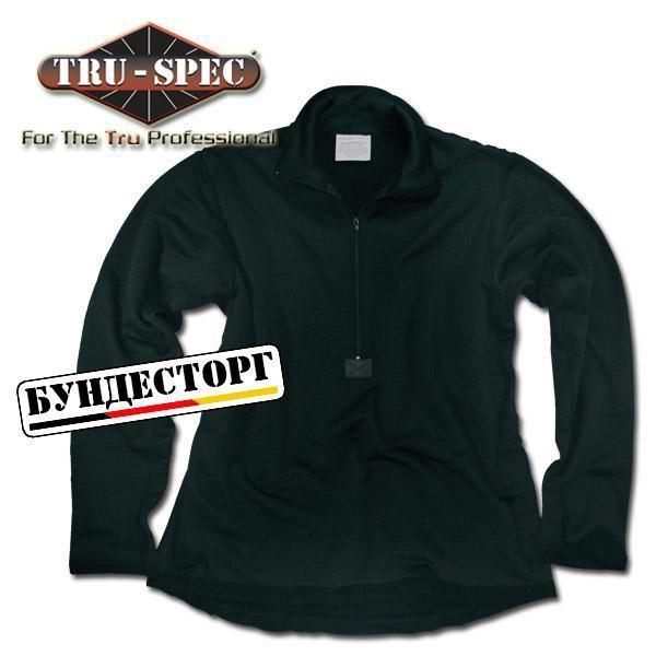 Tru-Spec Рубашка GEN-III ECWCS уровень-2, цвет черный