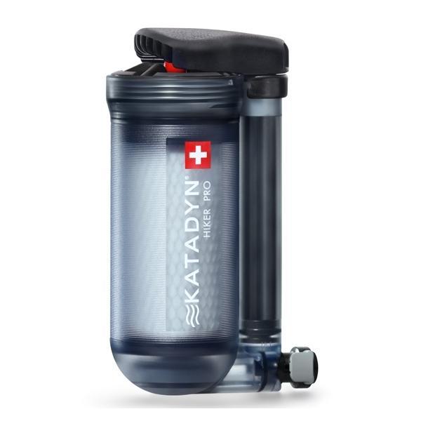 Фильтр для воды Katadyn Hiker Pro прозрачный