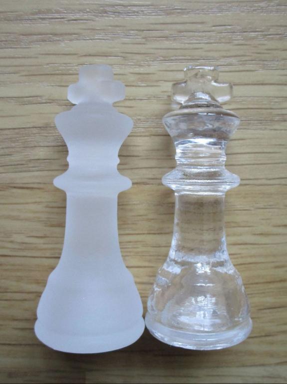Шахматы Carht Швейцария фигуры стекло поле 36х36 см в упаковке ЛЮКС !