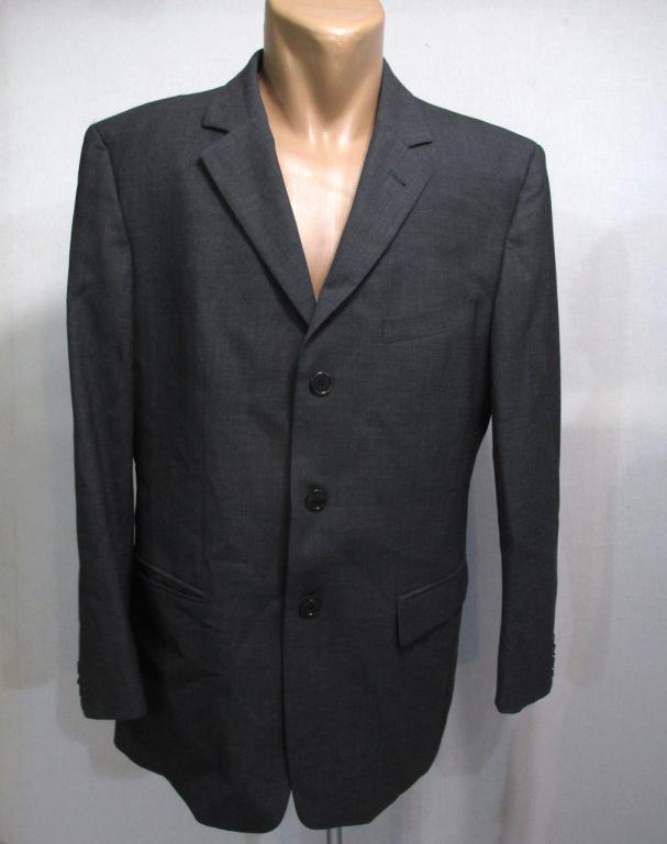 Пиджак  Hugo Boss, 48, Wool, Качество!