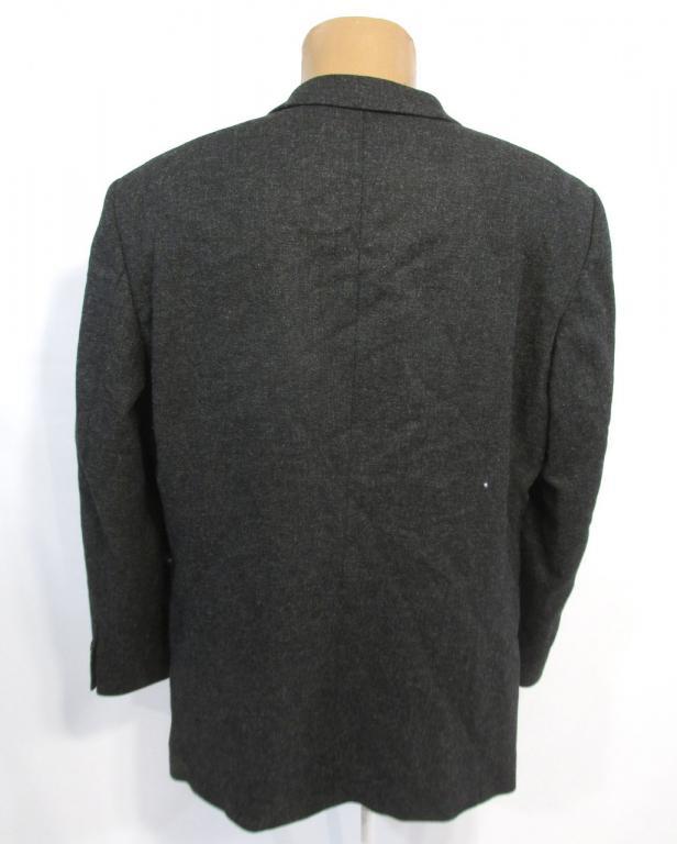 Пиджак серый McNeal, 50, Шерсть, Качество, плотный, Как Новый!