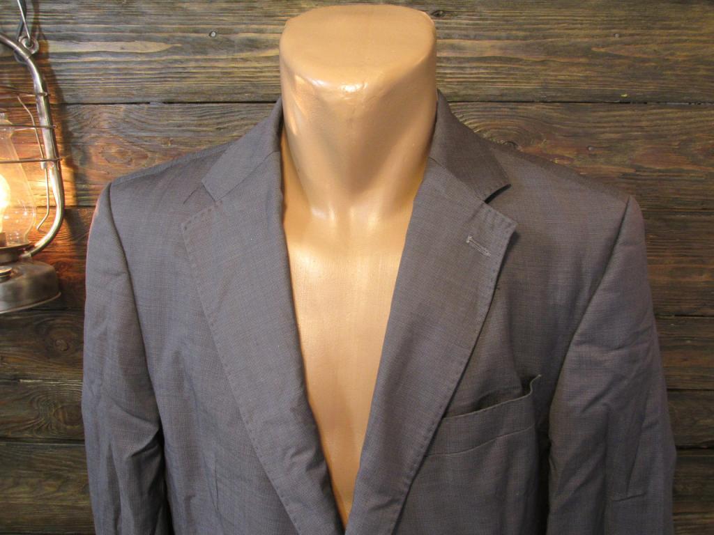 Пиджак серый Tommy Hilfiger, 48, Wool, Качество, Как Новый!