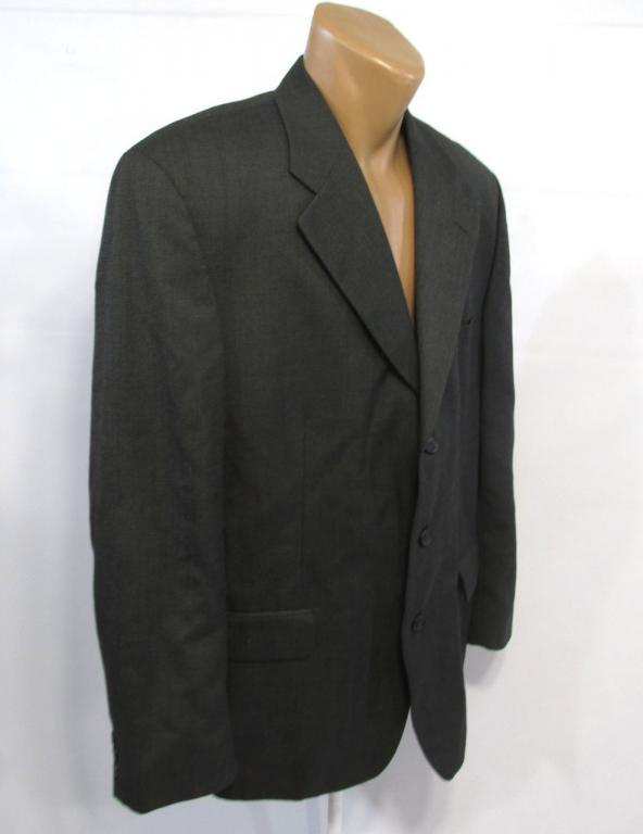 Пиджак CIRO CITERIO, 42 (L), т.серый, Как Новый!