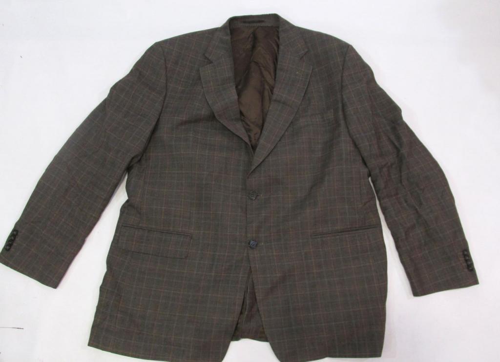 Пиджак Bogart, легкий, коричневый, 56 (XXL), Шерсть, Как Новый!