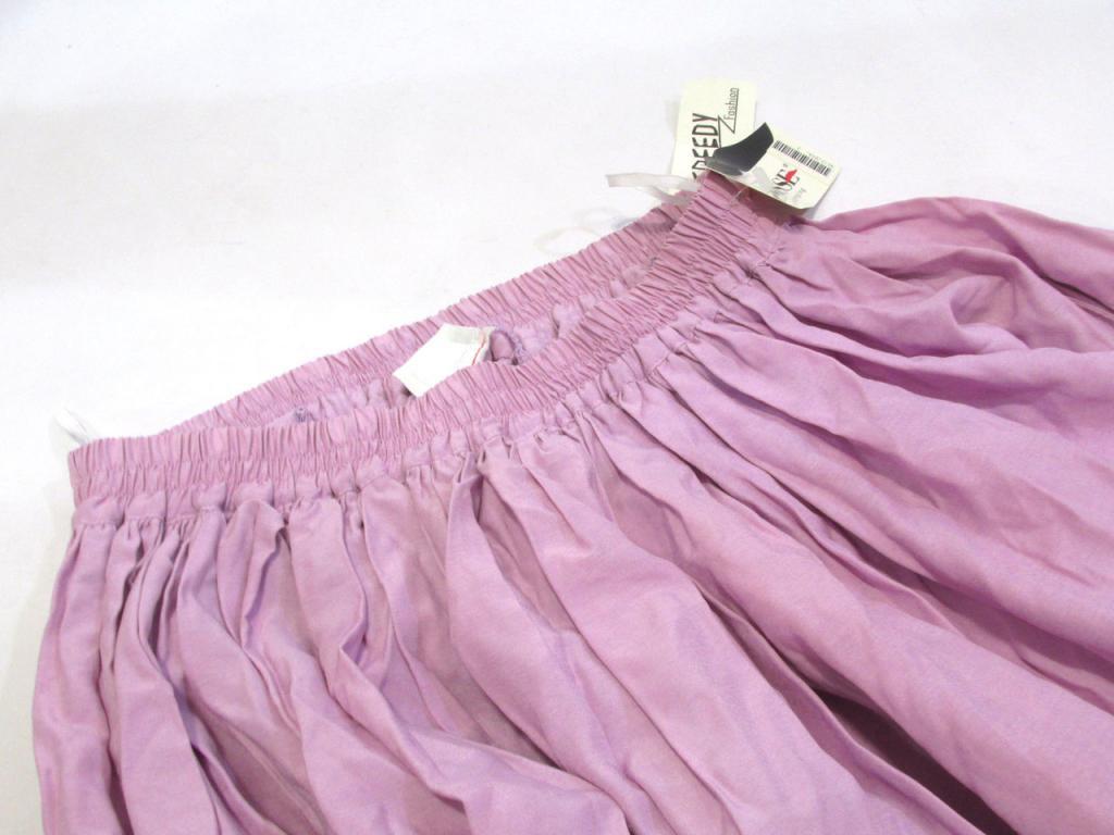 Юбка розовая Clarisse, макси, ~S (10), Новая!