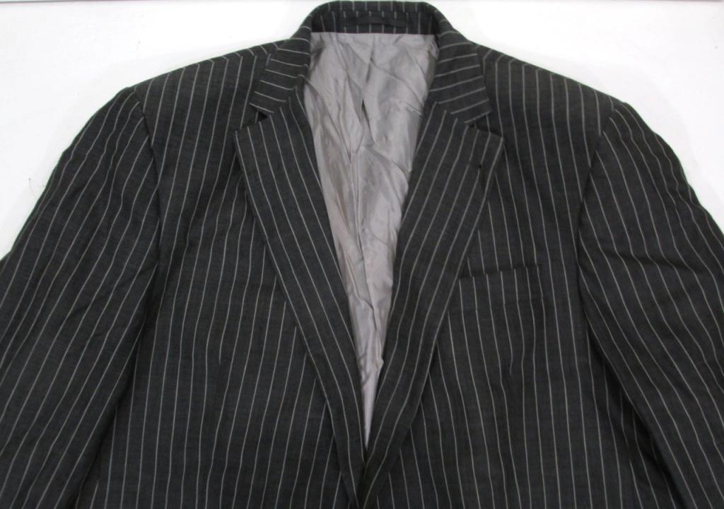 Пиджак VAN  WESTEN Plaza, 54, Серый, Лен-Полиестер, Как Новый!