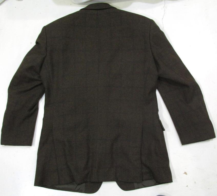 Пиджак BOSS, Ethomas, 46 (S), Шерсть