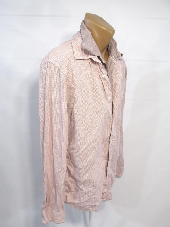 Рубашка стильная ESPRIT, XL, Cotton, Дизайн, Отл сост!