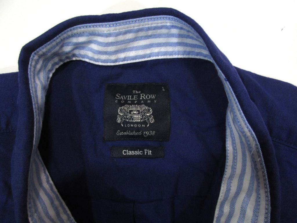 Тенниска Savile Row, L, cotton, Как Новая!