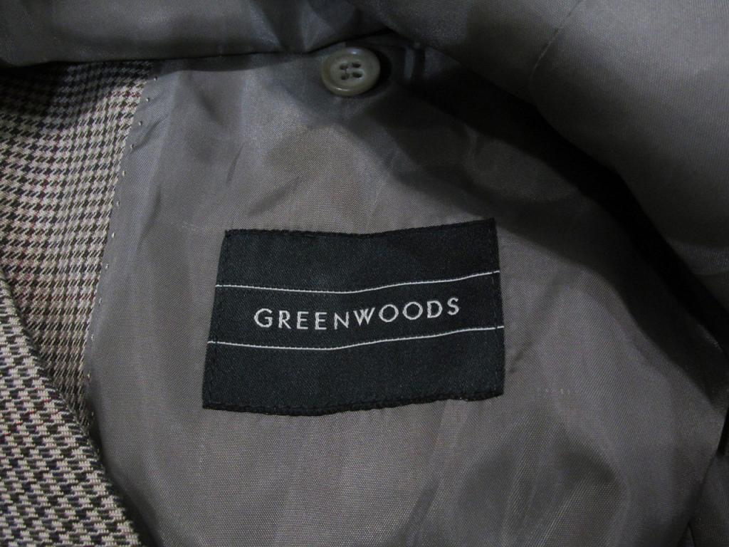 Пиджак Greenwoods, 42R, Как Новый!