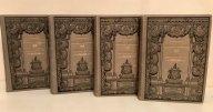 Библиотека великих писателей. Собрание сочинений Шиллера в 4 томах. 1900 -1902. Комплект.