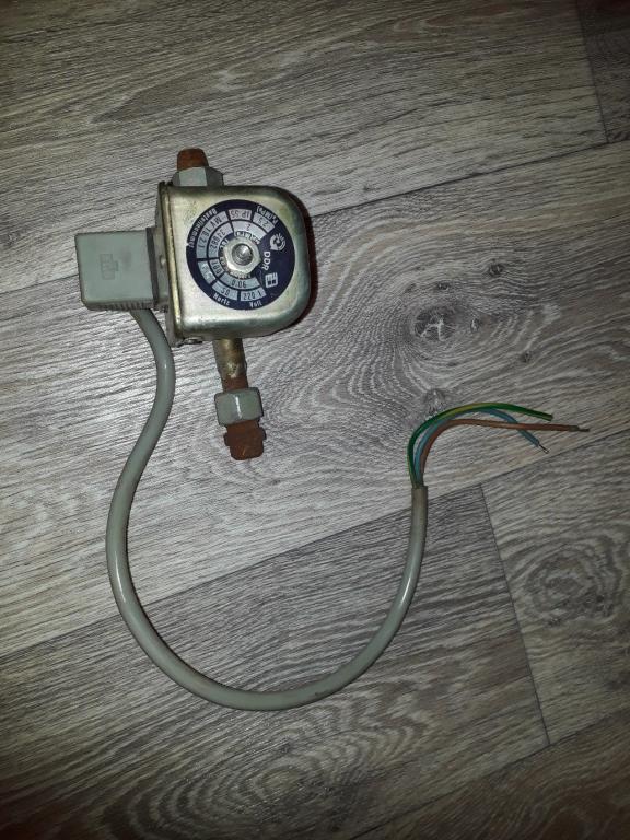 Терморегулятор термореле