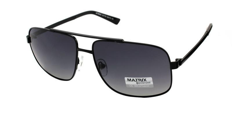 Очки солнцезащитные поляризационные Matrix Polaroid, Лучшая цена!