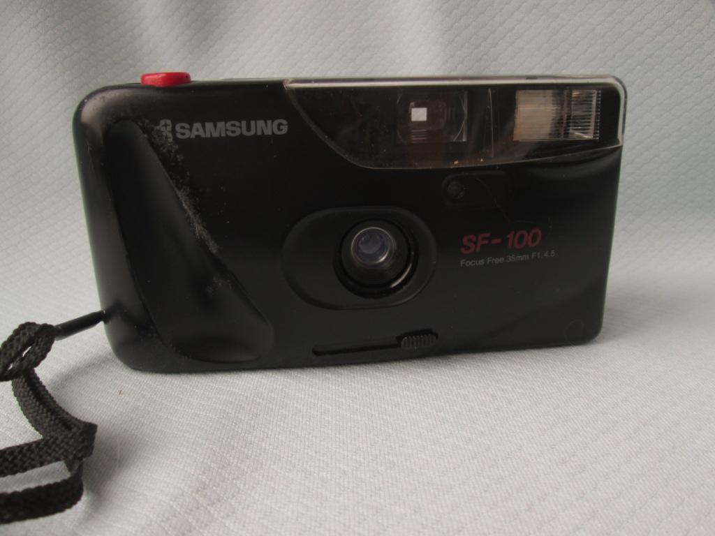 Фотоаппарат Samsung плёночный