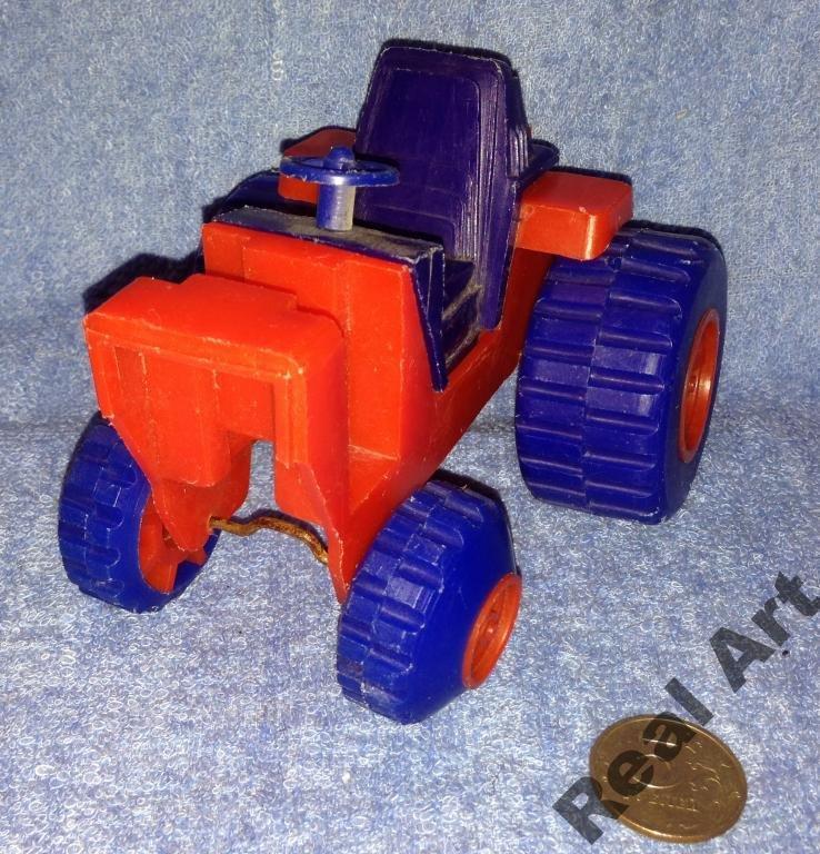 Трактор СССР на запчасти