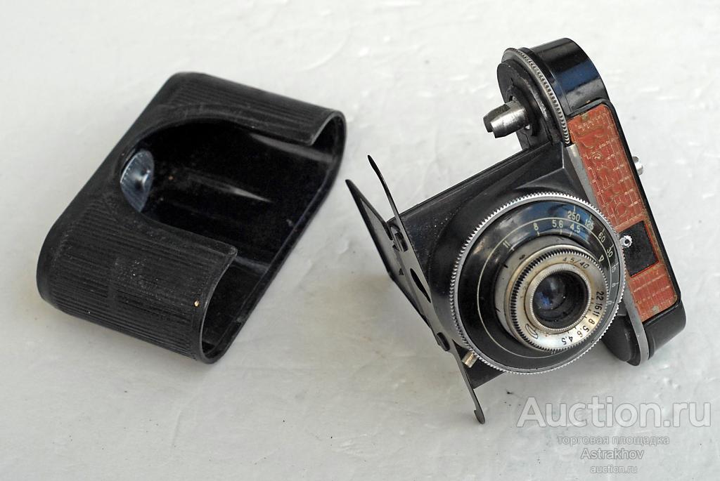 Фотоаппарат ВЕСНА (не частый) Возможен обмен!!!