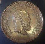 Не пропустите, редкая настольная медаль, оригинал, раритет!!!!!