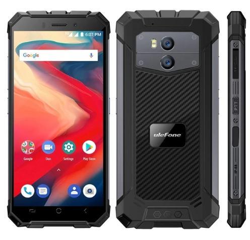 "ТЕЛЕФОН МОБИЛЬНЫЙ Ulefone Броня X2 Водонепроницаемый IP68 3g смартфон 5,5 ""HD 4 ядра Android 8"