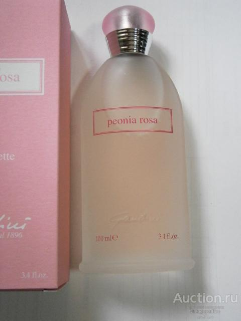 Gandini 1896 Peonia Rosa 100 мл. Natural Spray! ОРИГИНАЛ!