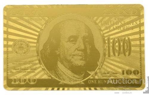 24K позолоченные покерные карты USD. Великолепное качество. Полная коллекция
