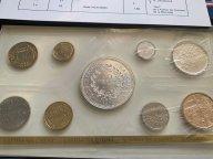 Франция набор монет 1976...В КОЛЛЕКЦИЮ...C РУБЛЯ.