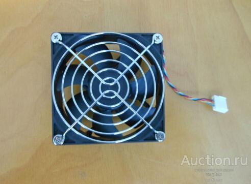 Система охлаждения HP Fan Assy DL120 G6 ML110 G6 [DS09225B12U]