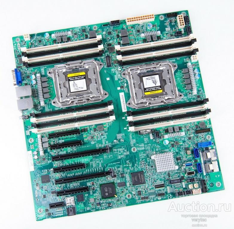 Материнская плата HP ML150 Gen9 Motherboard [775243-002]