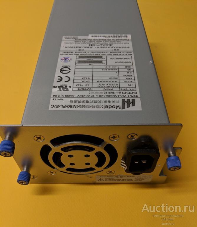 Блок питания HP 90Wt MSL2024 MSL4048 MSL8096 PowerVault TL2000 TL4000 IBM TS3100 3573-L2 [46X7042]