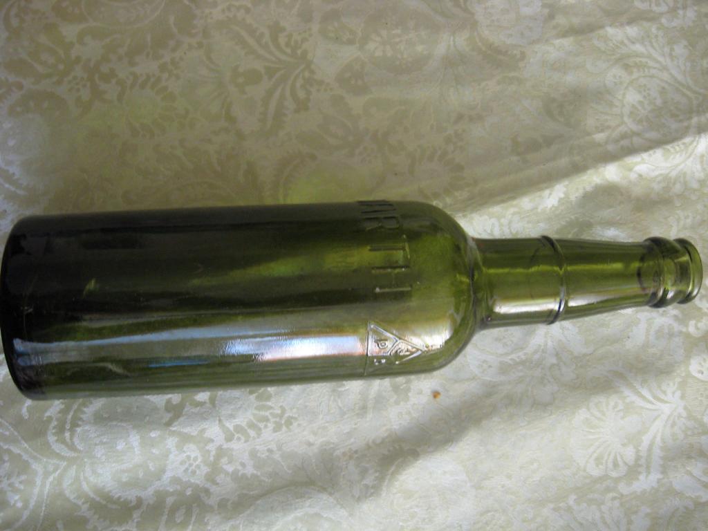 довоенные бутылочки и флакончики старинные
