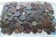670 монет от Петра 1 до Николая 2 !