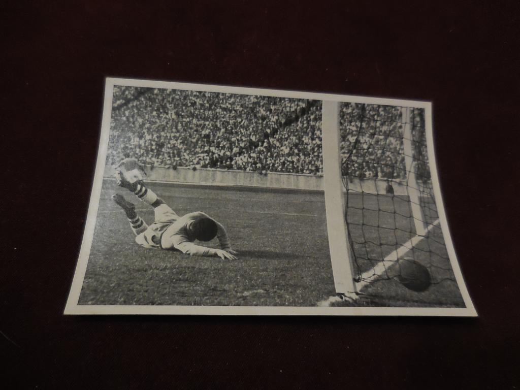 Открытки олимпийских игр 1936 года, аист принес