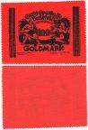 Германия Билефельд 1923 год 100 марок UNC (велюр)