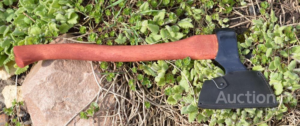 Топор кованый ручной работы «Викинг». Сталь 65Г, воронение! С рубля!