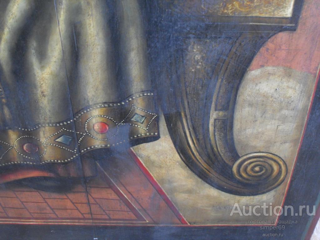 Храмовая икона Царь Царей (Великий Архирей) Размер!!!
