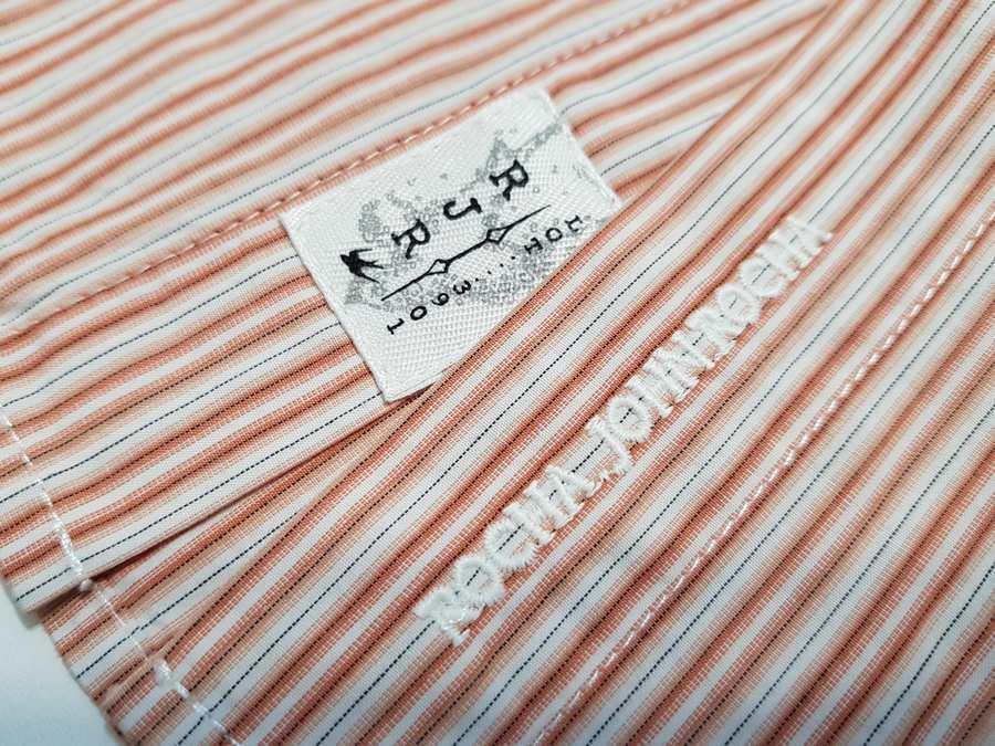 Рубашка JOHN ROCHA, 100% хлопок, L-XL, как НОВАЯ!