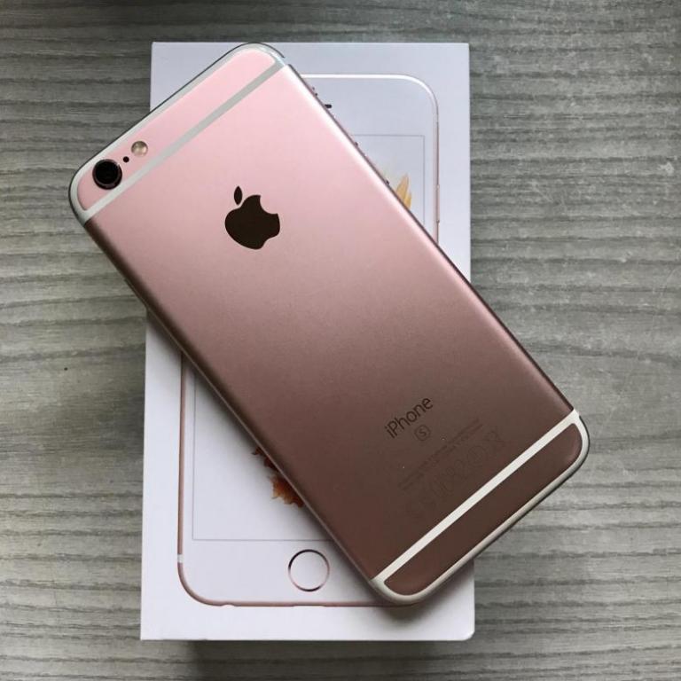 iPhone6s Rose Gold 32 GB