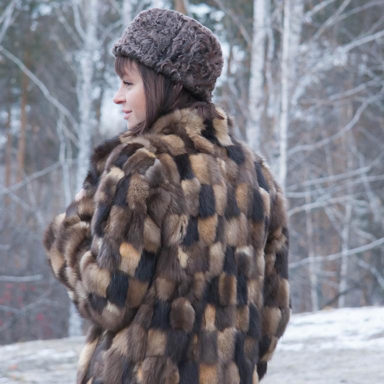 Шуба (меховое пальто)