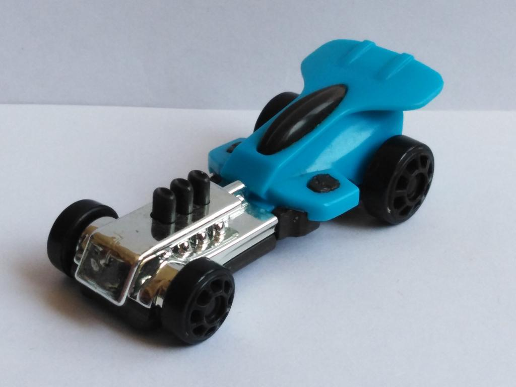 Игрушка FF176 Hot Wheels Hot Rods Kinder Surprise Киндер Сюрприз /082