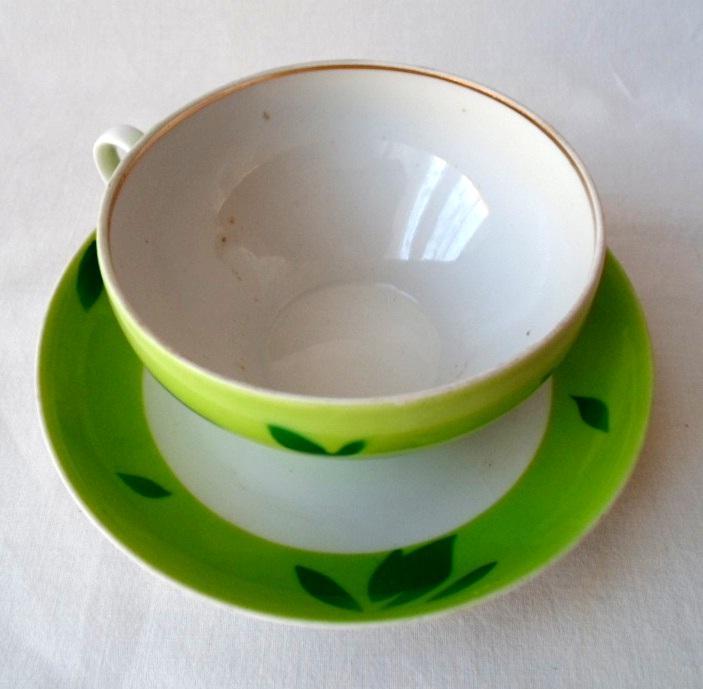 Две чайные пары Дулево