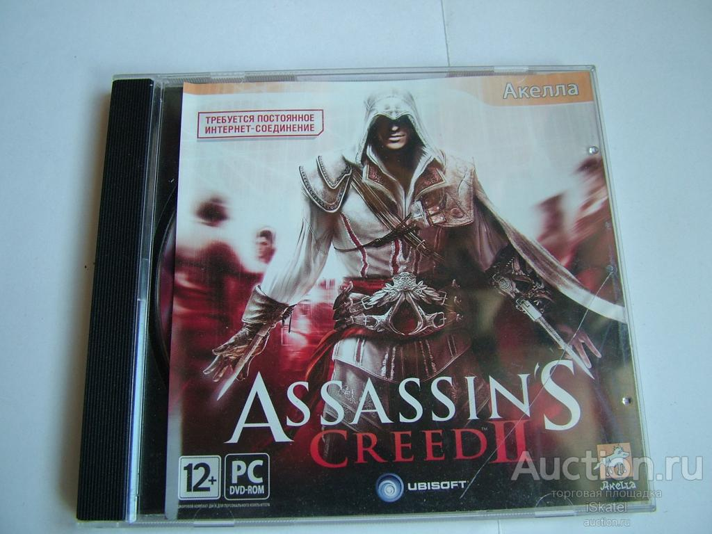 Assassin's Creed 2. игра экшен