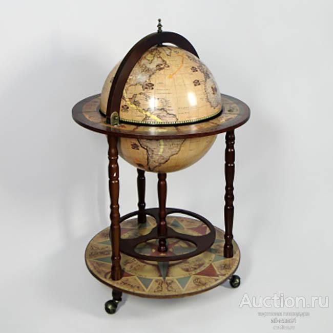 Глобус-бар напольный JF-RG-42001-N