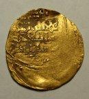 Газневид 1030-1041 год. Масуд б. Махмуд, Исламский Восток, гос-во Газневидов. Золото-3.7 гр. Редкий!