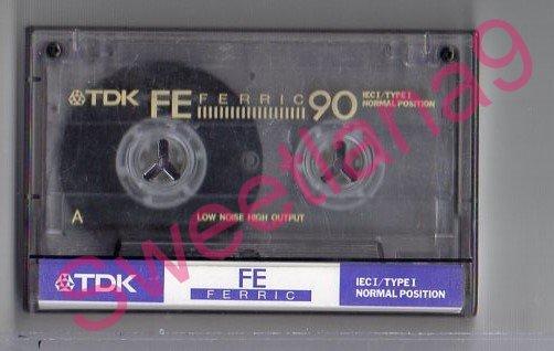 TDK FE Ferric 90 VANGELIS