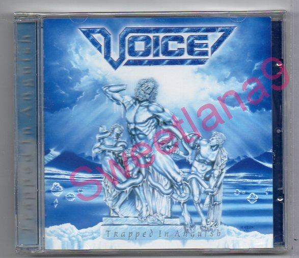 VOICE - TRAPPED IN ANGUISH Лиц CD MAXIMUM