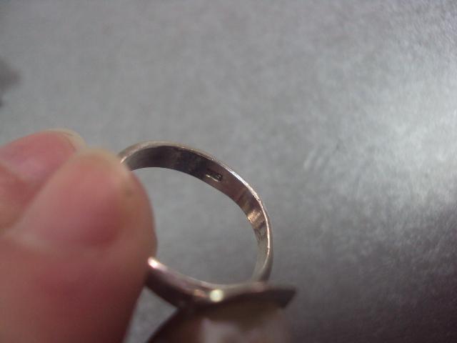 """набор серьги и кольцо жемчуг серебро 925"""" 13,42 г 18,5 размер"""