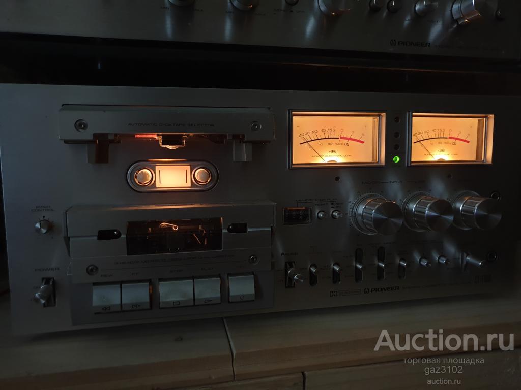 Pioneer CT-1000