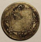 Полуполтинник - 25 копеек 1801 года СМ - АИ. Павел I. Серебро. Редкость!