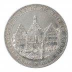 Франкфурт 1 талер 1863 год. Серебро 900 проба. 18.6 грамм. Превосходный!